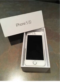 Apple iPhone 5s 16GB in good condition - with box