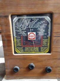 Vintige Osmor radio