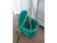 FREE Baby seat for garden swing
