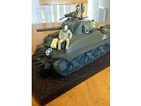 Sherman diecast model (Britains)
