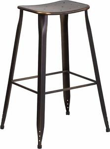 100 METAL BAR STOOL on special