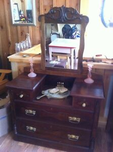 Antique Dresser / Vanity NEW PRICE!