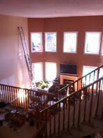 PAINTER--Reasonable Rates--Reliable Service--Superb Quality Work