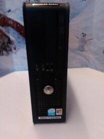 PC Desktop : Optiplex : GX-620 Desktop (160gb)