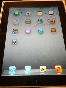 Apple-iPad-16GB-1st-Gen-Wi-Fi-9-7in-Tablet-MB292LL-A-Black-GREAT-CONDITION
