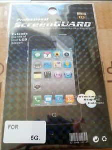 Apple-iPhone-5-Screen-Guard-Anti-Scratch-LCD-Protector-USA-SELLER