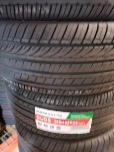 285/45R22 BRAND NEW SET ALL SEASON TIRES DOUBLE STAR 285/45/R22 285 45 22 ESCALADE YUKON DENALI EXPEDITION SUBURBAN