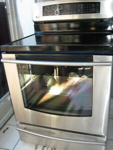 LG stainless steel stove, convection oven, $420Fully functional