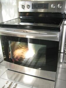Samsung stainless steel stove, convection oven, $460Fully funct