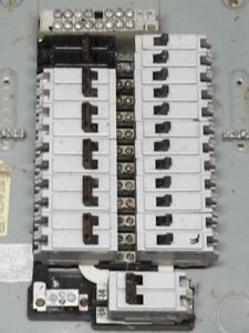Commander qbh type electrical  breakers,