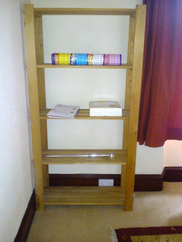 Solid pine wood bookshelf or shelving in Aberdeen Gumtree : 86 from www.gumtree.com size 584 x 778 jpeg 42kB