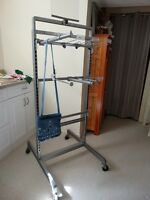 Clothing / Jewellery Stand
