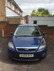 Great condition Ford Focus Zetec TDCI. Low mileage. Full service history. Long mot