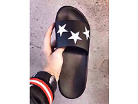 Givenchy Star Sandals Slippers Sliders BRAND NEW