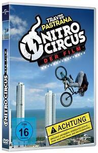 DVD  -  Nitro Circus - Der Film -  DOKU  -  ACTION
