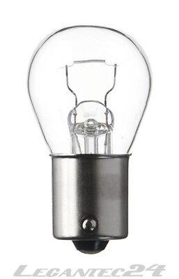 20w Glühlampe (Glühlampe 24V 20W Ba15s 25x45mm Glühbirne Lampe Birne 24Volt 20Watt neu)