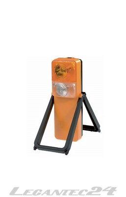 Plastimat P30 Warnlampe f. PKW LKW GGVS Warnblinkleuchte Warnlicht Panne Leuchte