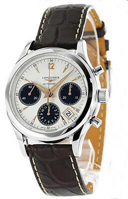 L2.742.4.02.2 | BRAND NEW LONGINES HERITAGE CHRONOGRAPH MEN'S CASUAL WATCH