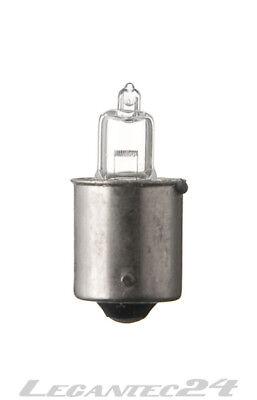 Halogenlampe 6V 20W Ba15s 9,3x37,5mm klar Glühbirne Lampe Birne 6Volt 20Watt neu gebraucht kaufen  Bad Salzdetfurth