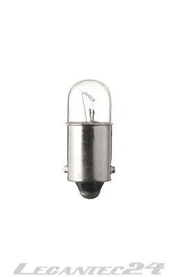 130v Glühlampe (Glühlampe 130V 15mA 2W Ba9s 9x23mm Glühbirne Lampe Birne 130Volt 15mA 2Watt neu)