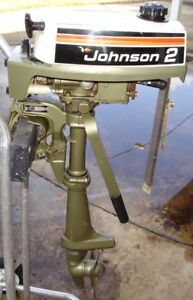 Wanted 2hp outboard