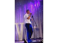 Solo Singer 'Ryan Damant' singing songs from the 60's to now