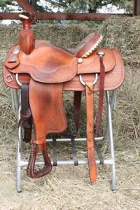 BARGAIN! Crates Western saddle for sale