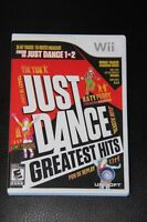 Just Dance Greatest Hits Nintendo Wii