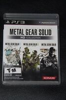 Metal Gear Solid HD Collection Playstation 3 PS3