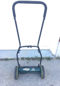 Yardworks Reel Mower