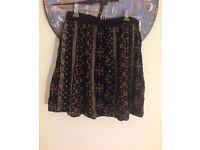 Hollister skirt, medium size