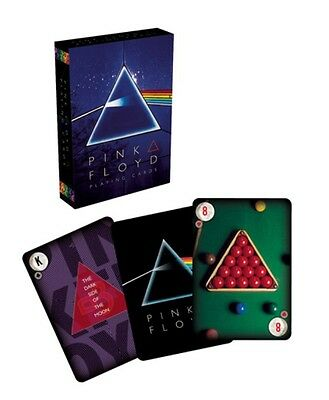 """Pink Floyd """"Dark Side Of The Moon"""" Deck Of Playing Cards"""