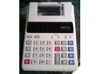 casio HR-100T printing calculator