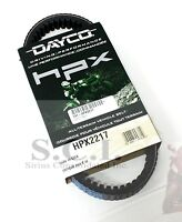 DAYCO HPX2217 DRIVE BELT FOR ATV ALWAYS LOWEST PRICE ON DAYCO