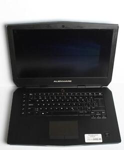 Portable gamer Dell Alienware 15 R2