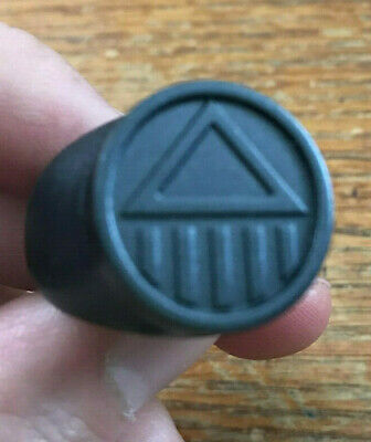 Black Lantern Plastic Ring Blackest Night NEW Green DC Comics - Black Lantern Ring