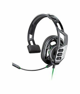 Plantronics RIG 100HX Xbox One, PS4, PC Headset - Black/Green