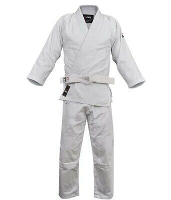 FUJI – Single Weave Judo Uniform – Judo Gi- White