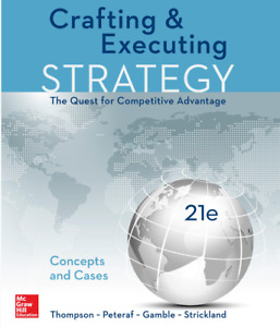 FS: Crafting & Executing Strategy 21st Edition