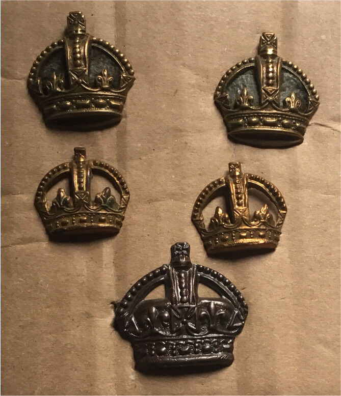 5 Military Crowns