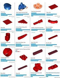 LOOKING FOR THESE LEGO PARTS or FULL LEGO LOTS!