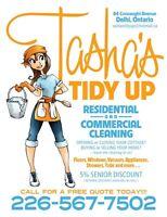Tasha's Tidy Up!