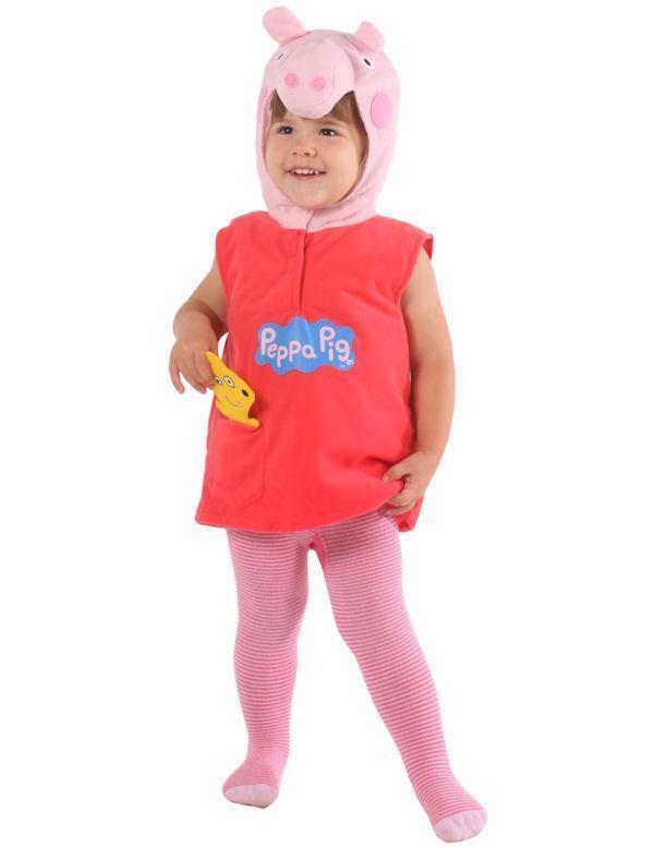 Карнавальный костюм свинка пеппа своими руками 59
