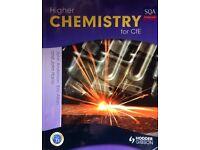 Higher Chemistry for CfE