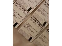 Any Day Alton Towers Tickets