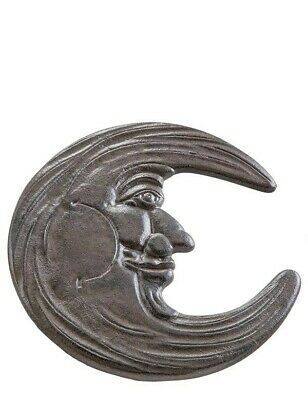Victorian Trading Crescent Man in the Moon Garden Stepping (Moon Stepping Stone)