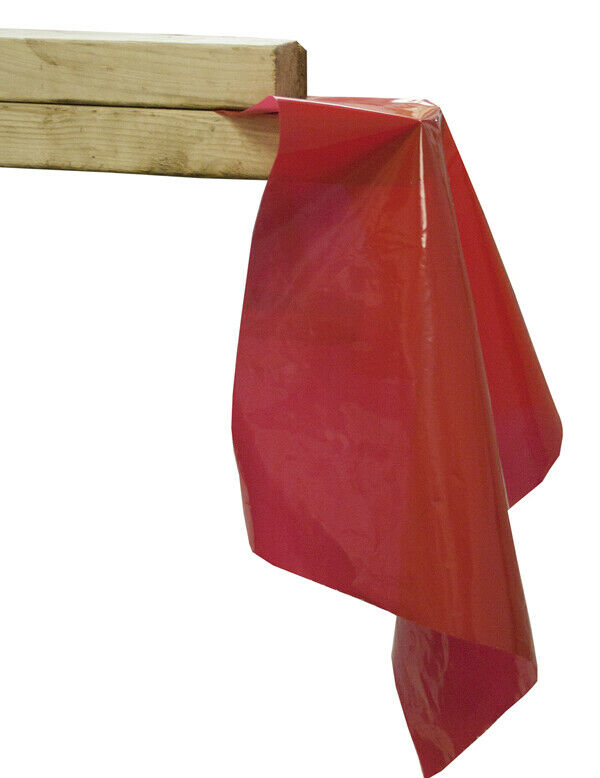 "CH Hanson 10495 16"" x 16"" Red Lumber Flags"
