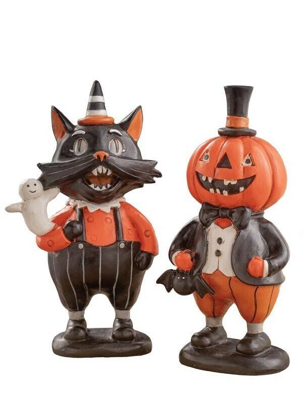 Victoria Trading Co Tomcat Black Cat & Jack