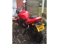 2009 hyosung gt 125 vtwin long mot learner legal rides mint may px