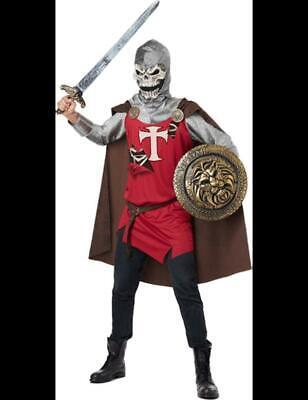 �m Halloween Karneval Verkleidung Erwachsene Herren (Erwachsene Ritter Kostüm)